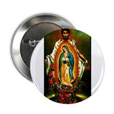 Juan Diego - Guadalupe Button