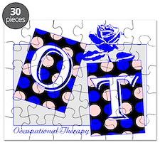 ot letter blocks blue pink Puzzle