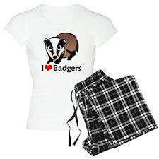 badgersilove Pajamas