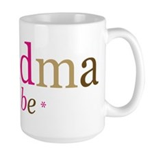 Grandma to be (fun) Mugs