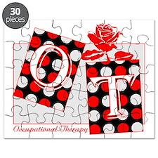 ot letter blocks red gray Puzzle