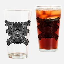 BW Transparent Drinking Glass