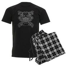 BW Transparent Pajamas