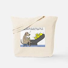 Dog Shrink Tote Bag
