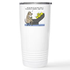 Dog Shrink Travel Mug