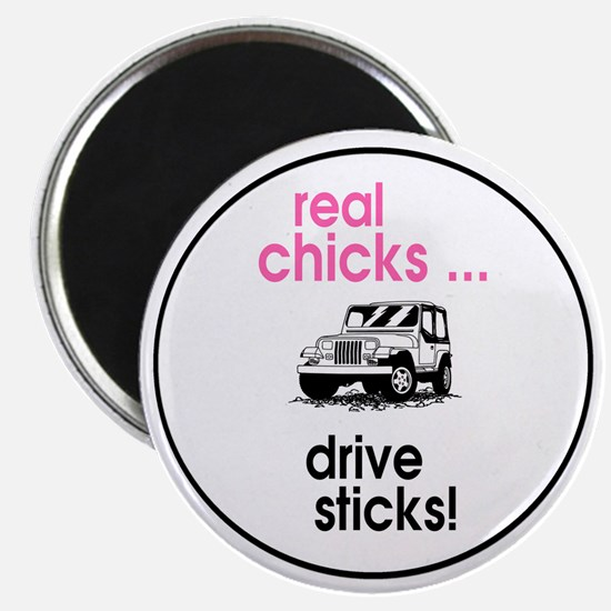 chicks_drive_png Magnet