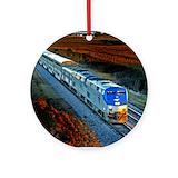 Amtrak Ornaments