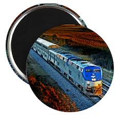 XRR-AMTRAK into sunset 2005 Engine #192  Io Magnet