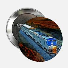 "XRR-AMTRAK into sunset 2005 Engine #1 2.25"" Button"
