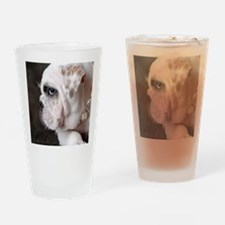 prin bd ipad Drinking Glass