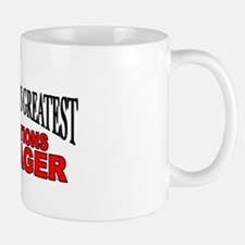 """The World's Greatest Operations Manager"" Mug"