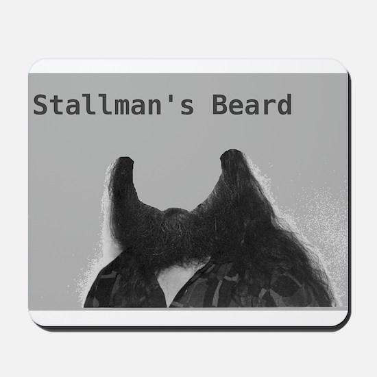 Stallman's Beard Mousepad