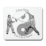 Chen Tai Chi Mouse Pad