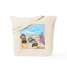 Cuddle Fish Tote Bag