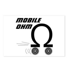 Mobile OHM Postcards (Package of 8)