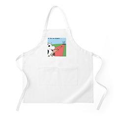 Cow Olympics Apron