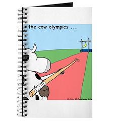 Cow Olympics Journal