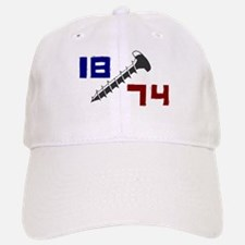 Getting Screwed Since 1874 Baseball Baseball Cap