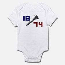Getting Screwed Since 1874 Infant Bodysuit