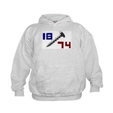 Getting Screwed Since 1874 Hoodie