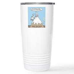 No Cow Incidences Travel Mug