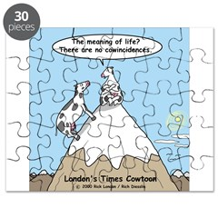 No Cow Incidences Puzzle