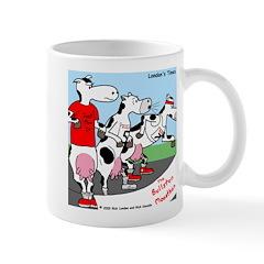 The Bullston Mooathon Mug