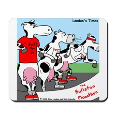 The Bullston Mooathon Mousepad