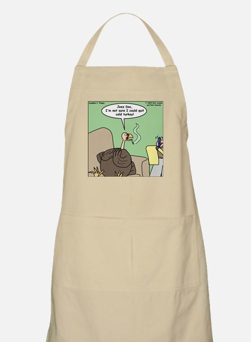 Cold Turkey Apron