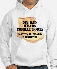 National Guard Daughter Dad Desert Combat Boots Ho