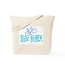 Ride BMX Tote Bag