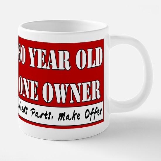 60th Birthday Mugs