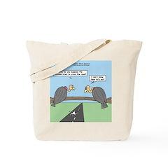 Impatient Buzzards Tote Bag