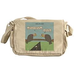 Impatient Buzzards Messenger Bag