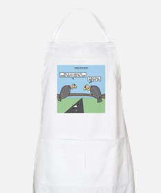 Impatient Buzzards Apron