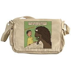 Buffalo Roaming Charges Messenger Bag