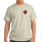 Goldendoodle Tag Ash Grey T-Shirt