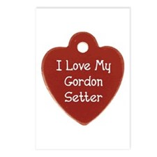 Gordon Tag Postcards (Package of 8)