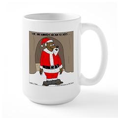 Bear Clause Large Mug