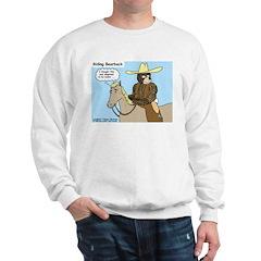 Bear Back Riding Sweatshirt
