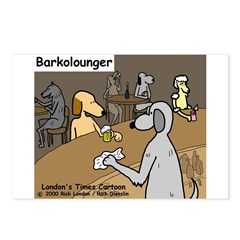 Barkolounger Postcards (Package of 8)