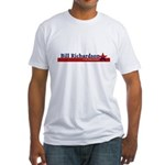 BILL RICHARDSON 2008 Fitted T-Shirt