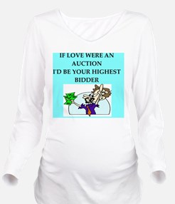 valentines day gifts Long Sleeve Maternity T-Shirt