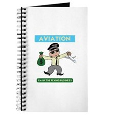 """""""I'm in the Flying Business"""" Journal"""