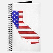 California Flag Journal