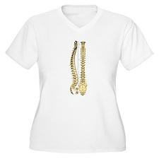 AP-Lat Spine Plus Size T-Shirt