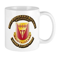 Army - 801st Maintenance Bn with Text Mug
