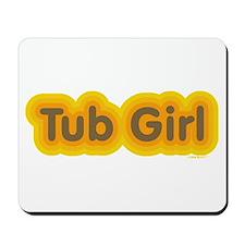 Tub Girl Mod Mousepad