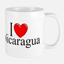 """I Love Nicaragua"" Mug"