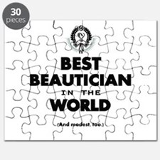The Best in the World – Beautician Puzzle